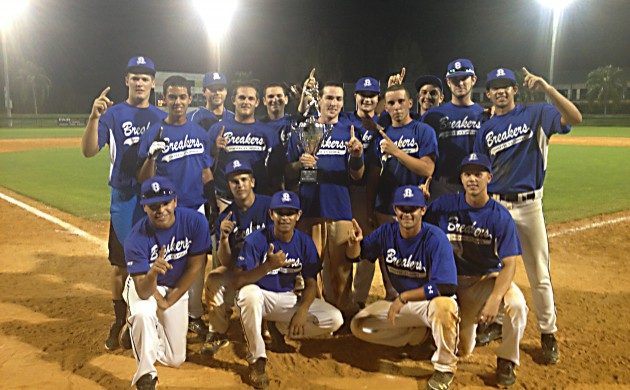 Breakers claim VBC title in Walk off Fashion